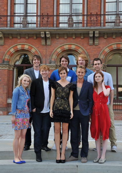 Harry Potter and the Deathly Hallows Part II London Photo Call 3