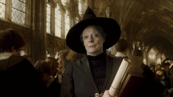 Top 10 Most Memorable Teachers from the Harry Potter series Minerva McGonagall Harry Potter 6