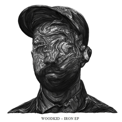 WoodKid The Iron EP Cover