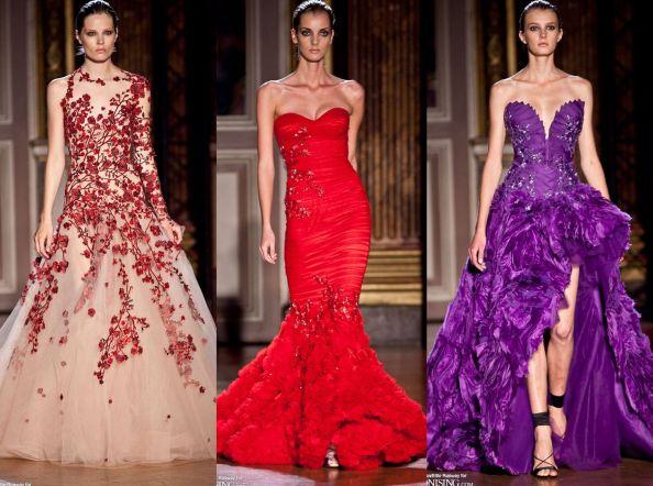 Zuhair Murad Autumn 2011 Haute Couture Extravagant