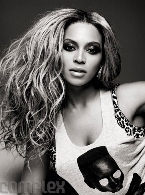 Beyonce for Complex Magazine August/September 2011 1