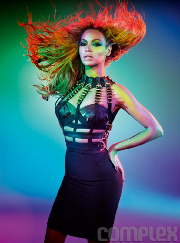 Beyonce for Complex Magazine August/September 2011 6