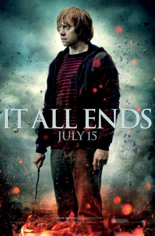 Harry Potter Poster 3