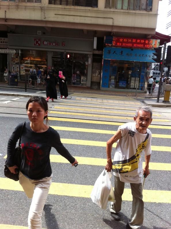 Accidental Chinese Hipsters Velvet Underground