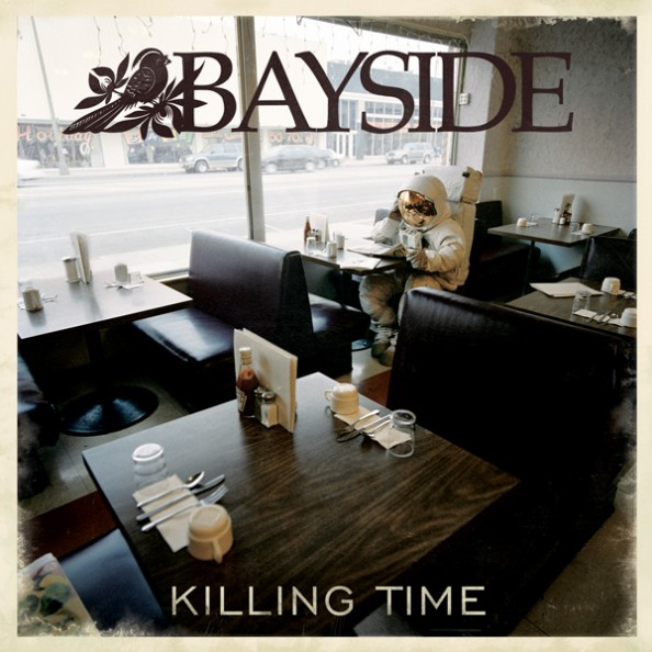 Astronaut Album Covers Bayside Killing Time
