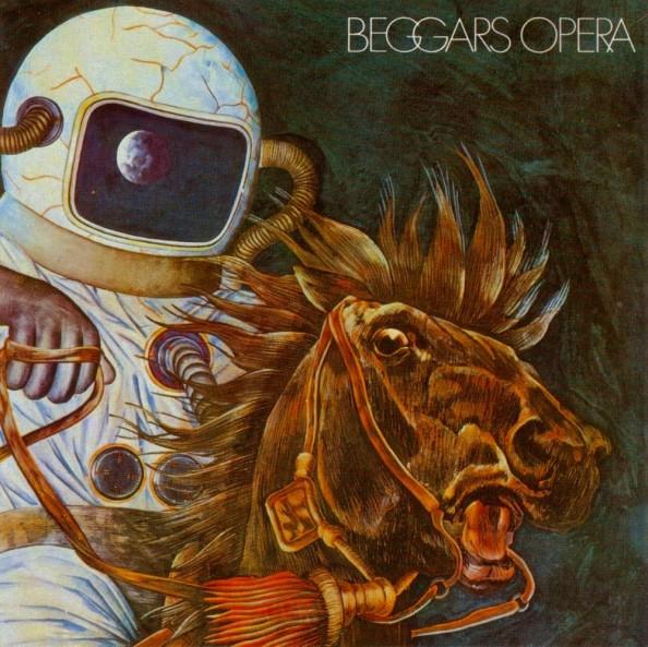 Astronaut Album Covers Beggar's Opera Pathfinder