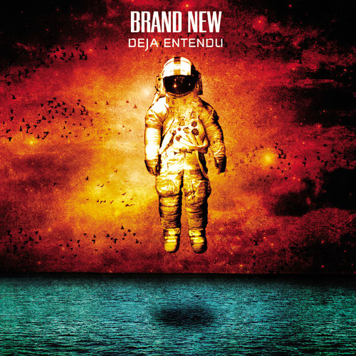 Astronaut Album Covers Brand New Deja Entendu