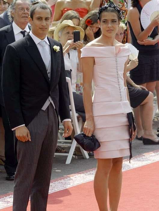 Charlotte Casiraghi Monaco Royal Wedding