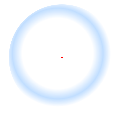 Circle Optical Illusion