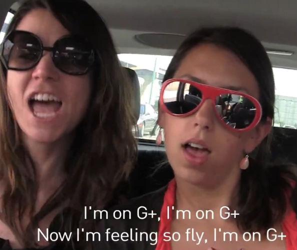 Google Plus Song Chorus