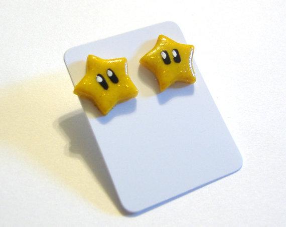 Invincibility Stars Earrings