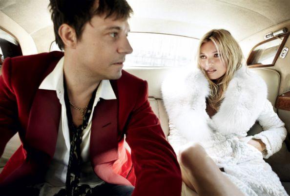 Kate Moss Jamie Hince Wedding Vogue September 2011
