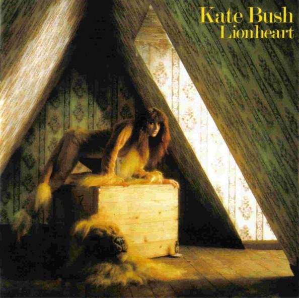 Kate Bush Lionheart Album 1978 Art Pop