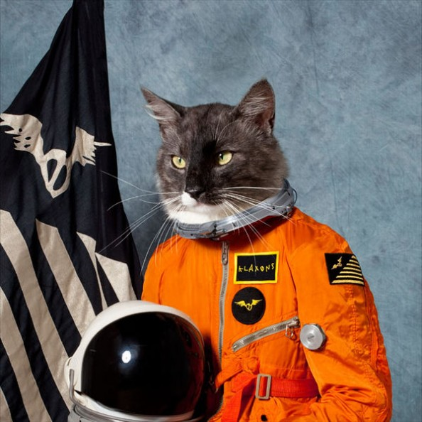 Astronaut Album Cover Klaxons - Surfing the Void
