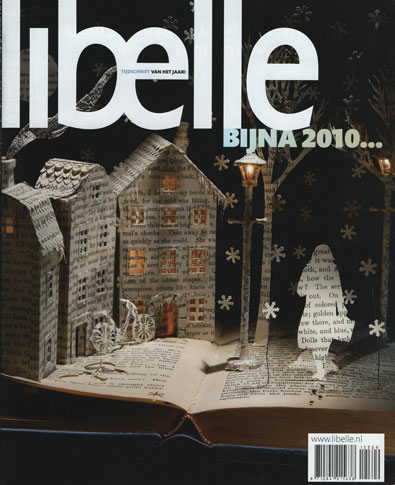 Libelle, The Netherlands. Editorial
