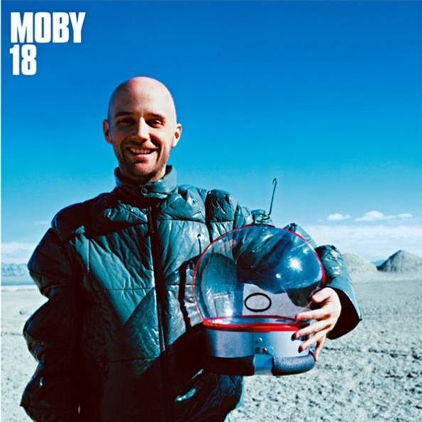 Astronaut Album Covers Moby 18