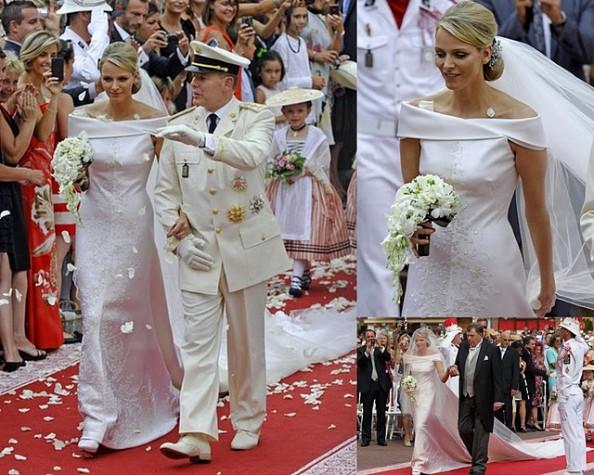 Monaco Royal Wedding Church