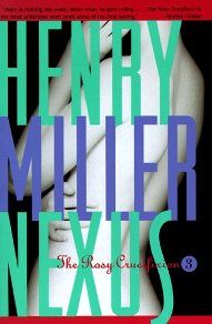 Nexus by Henry Miller Book Cover