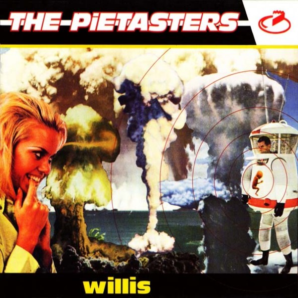 Astronaut Album Covers Pietasters Willis