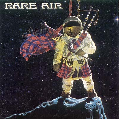 Astronaut Album Covers Rare Air Space Piper