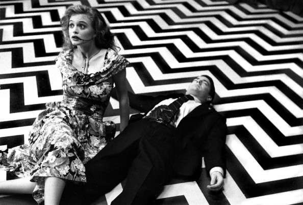 Richard Beymer Twin Peaks Cast and Crew Photo Collection