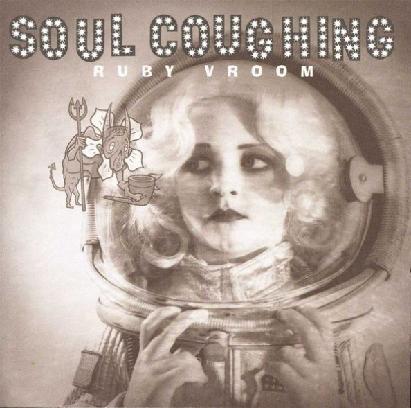 Astronaut Album Covers Soul Coughing Ruby Vroom