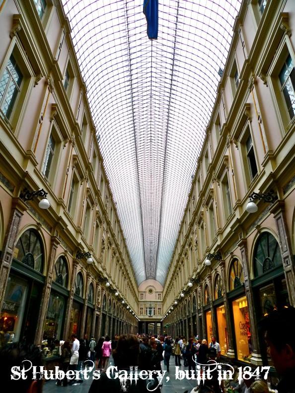St. Hubert's Gallery Brussels