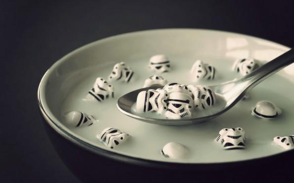 Storm Trooper Cereals