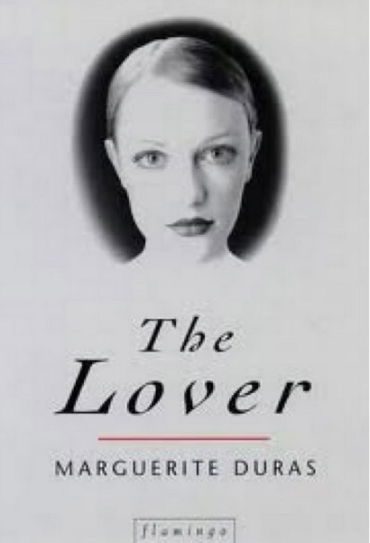 The Lover by Marguerite Duras Book Cover