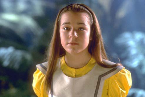 Tina Majorino as Alice in the Hallmark Movie Version