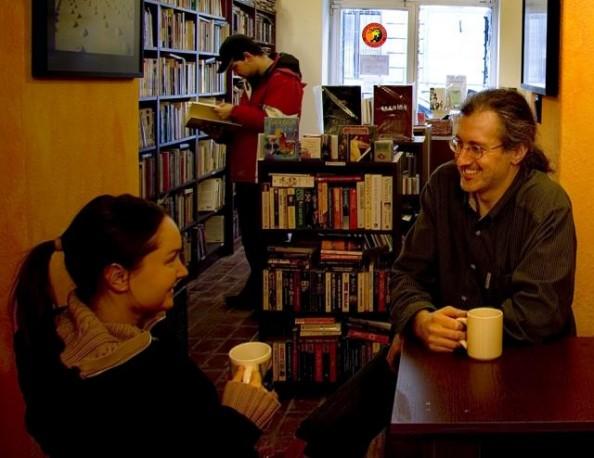 Treehugger Dan's Bookstore Cafe