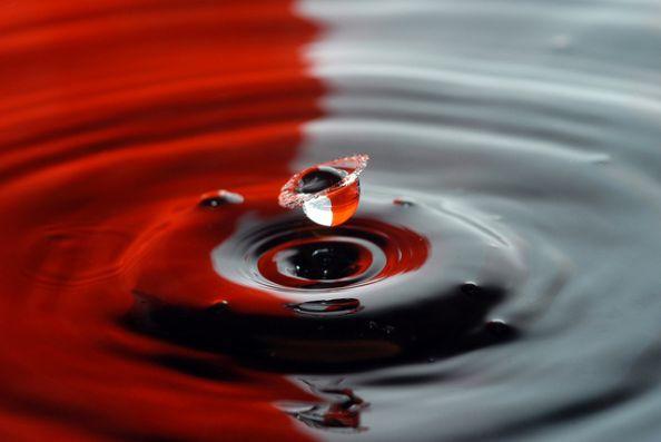 Water Drop by Jonny Jelinek