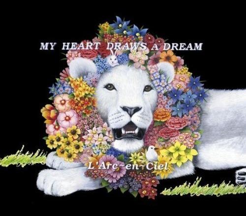 L'arc En Ciel My Heart Draws a Dream Album 2007 J-Pop