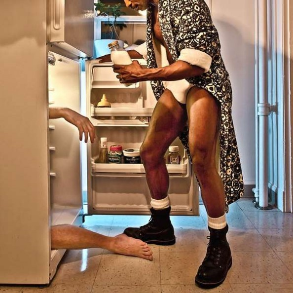 Keeping Bodies in Your Fridge After Doing the Deed