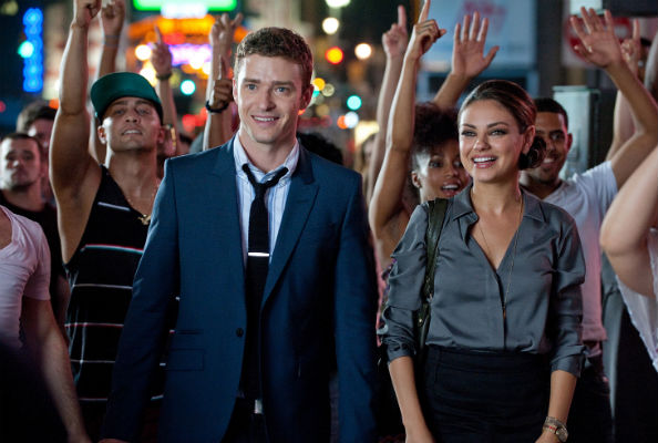 Friends with Benefits - Mila Kunis and Justin Timberlake