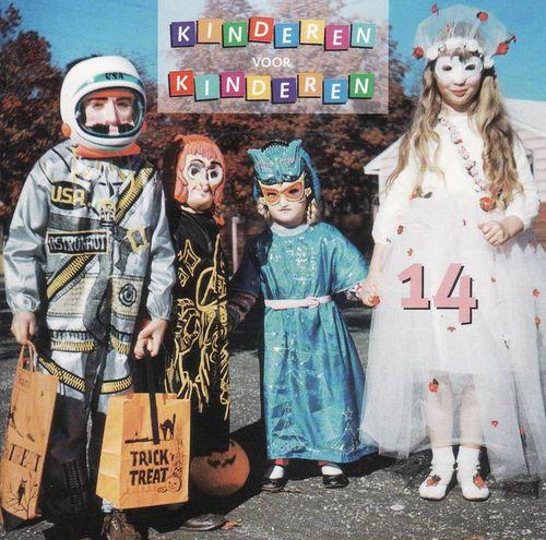 Astronaut Album Covers Kinderen voor Kinderen 14