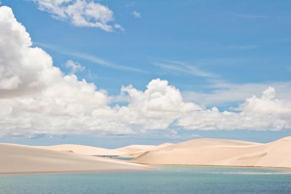 Natural Wonders Brazil Lençóis Maranhenses