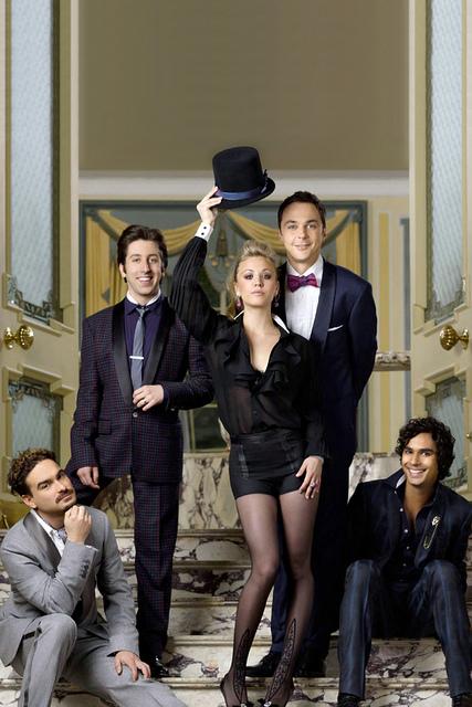 The Big Bang Theory Cast