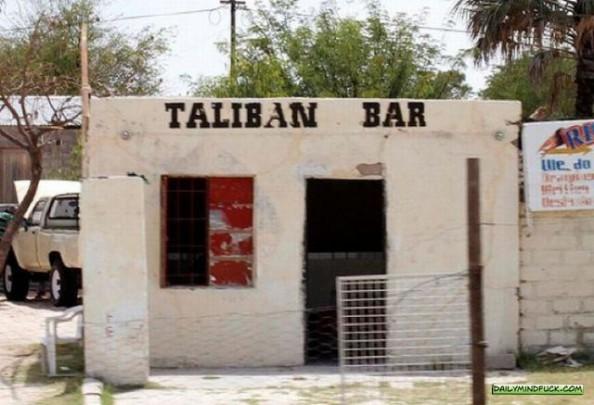 African Bars Taliban