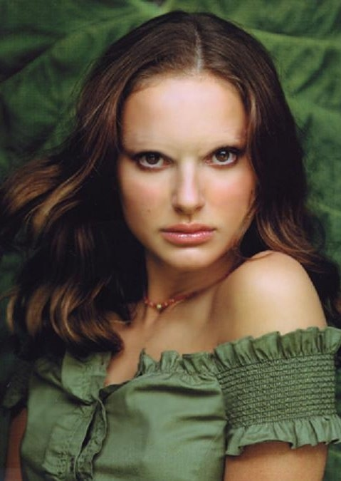 Celebrities Without Eyebrows Natalie Portman
