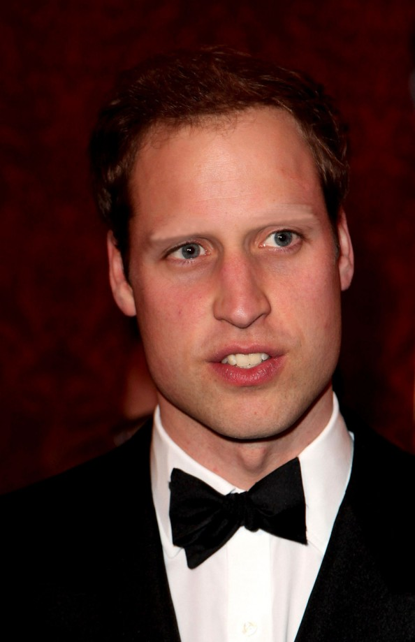 Celebrities Without Eyebrows Prince William