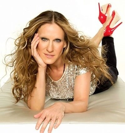 Celebrities Without Eyebrows Sarah Jessica Parker