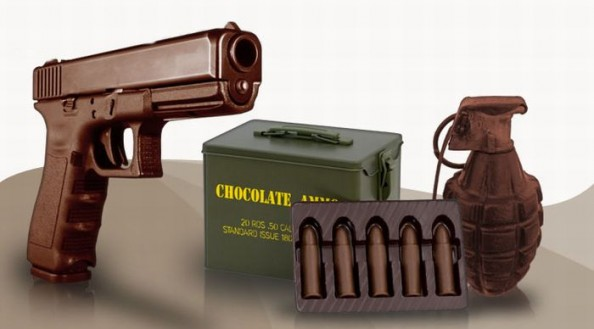 Chocolate Weapons All