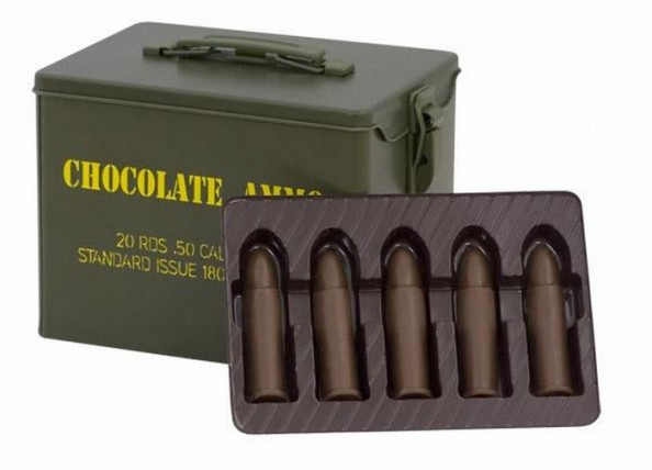 Chocolate Weapons ammo