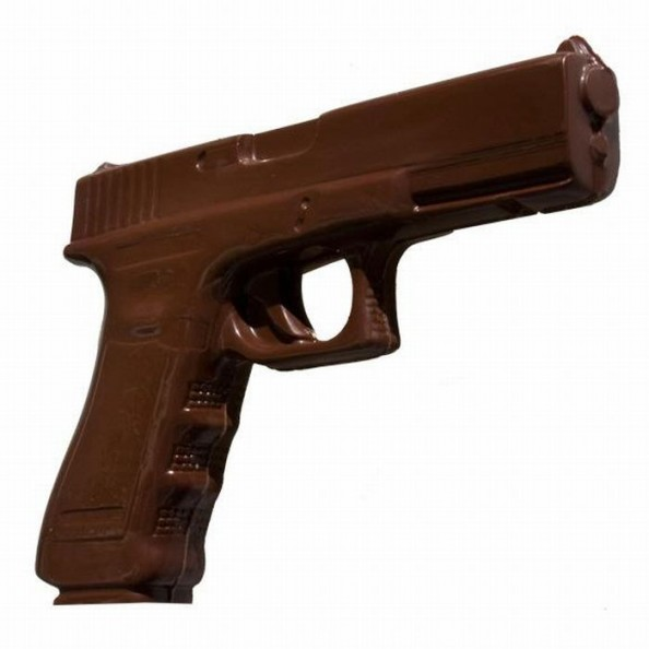 Chocolate Weapons Gun