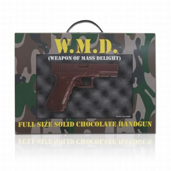 Chocolate Weapons Mass Delight