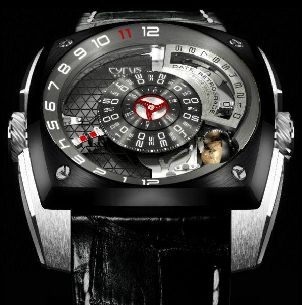 Cyrus Klepcys Only Watch 2011