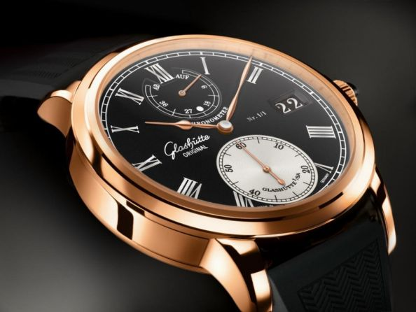 Glashutte Original Senator Chronometer Only Watch 2011