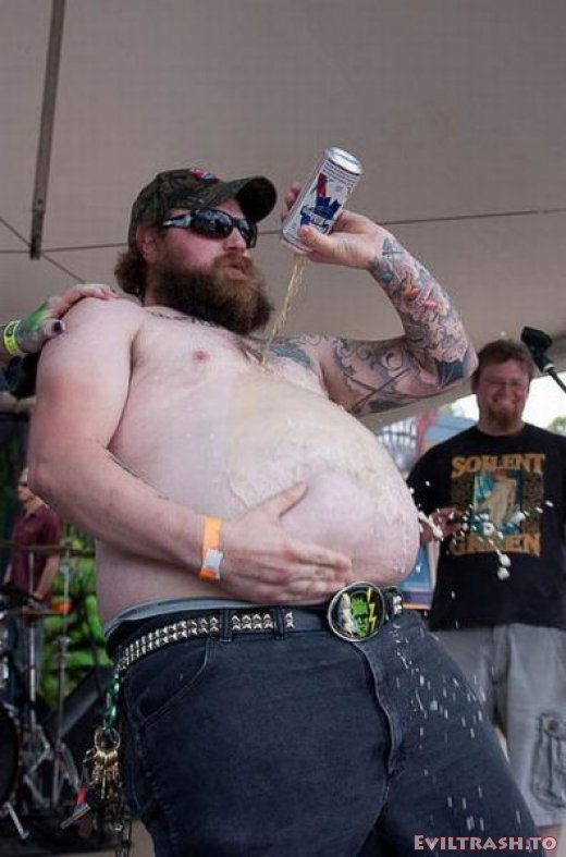 Greatest Beer Bellies Chicks Adore