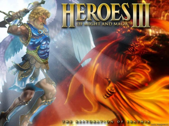 Heroes of Might and Magic 3- The Restoration of Erathia